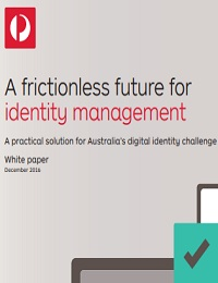 A frictionless future for identity management