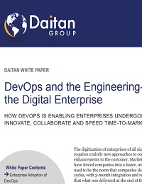DevOps and the Engineering-Led World of the Digital Enterprise