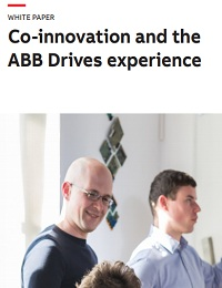Co-innovation and the ABB Drives experience