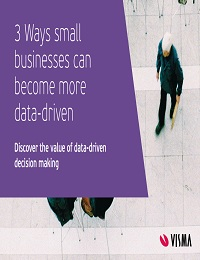 3 Ways small businesses can become more data-driven