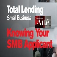 KNOWING YOUR SMB APPLICANT