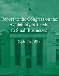 Report to the Congress on the Availability of Credit to Small Businesses
