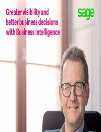Greater visibility and better business decisions with Business Intelligence