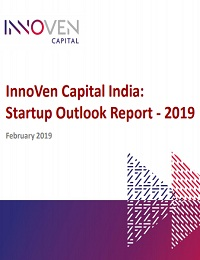 InnoVen Capital India: Startup Outlook Report – 2019