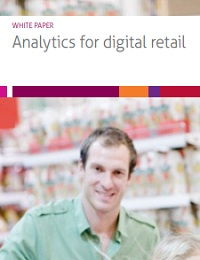 Analytics for digital retail
