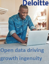 Open data driving growth ingenuity and innovation